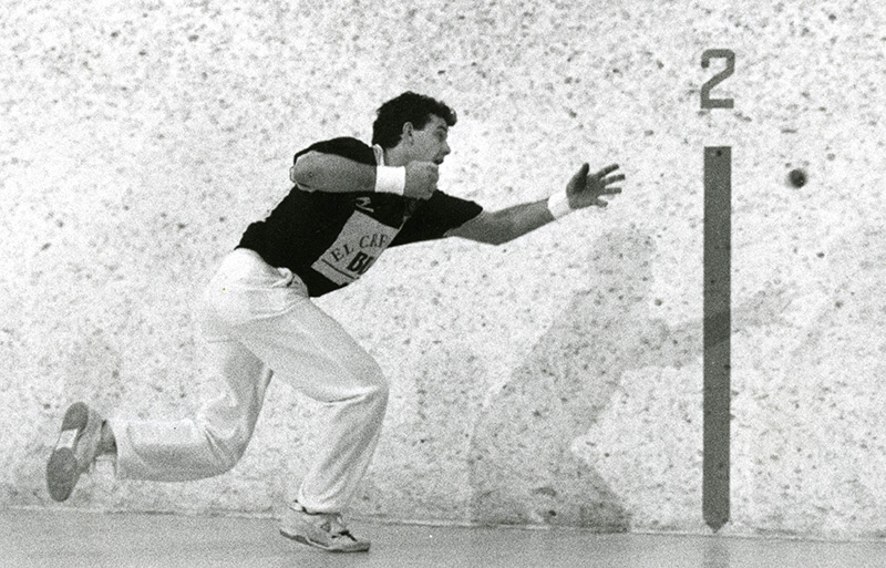 Titín III. 1994. Foto: Enrique del Río