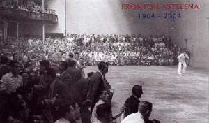 Fronton Astelena 1904-2014