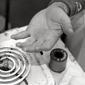 La mano, la herramienta