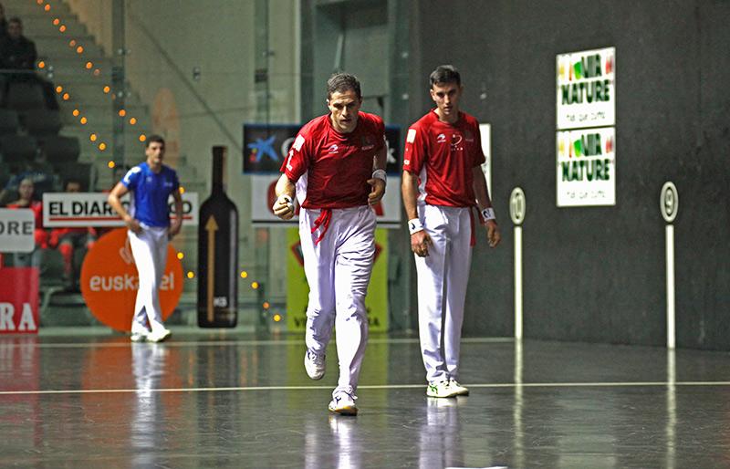 Campeonato Parejas 2016. Foto: Julen Uribe