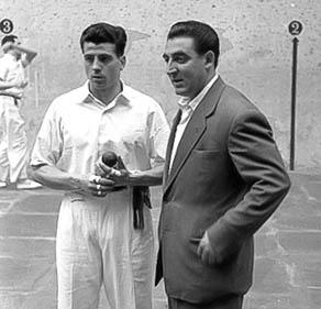 Barberito y Lechuga. 1954. Fondo Plazaola