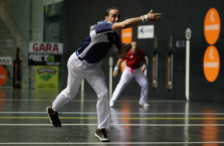 Irujo y Olaizola II. Foto: Julen Uribe