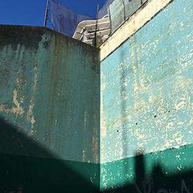El frontón de Arroka, paredes que hablan