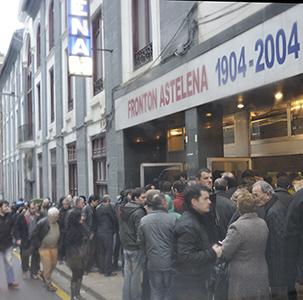 Eibar merece un Museo de la Pelota